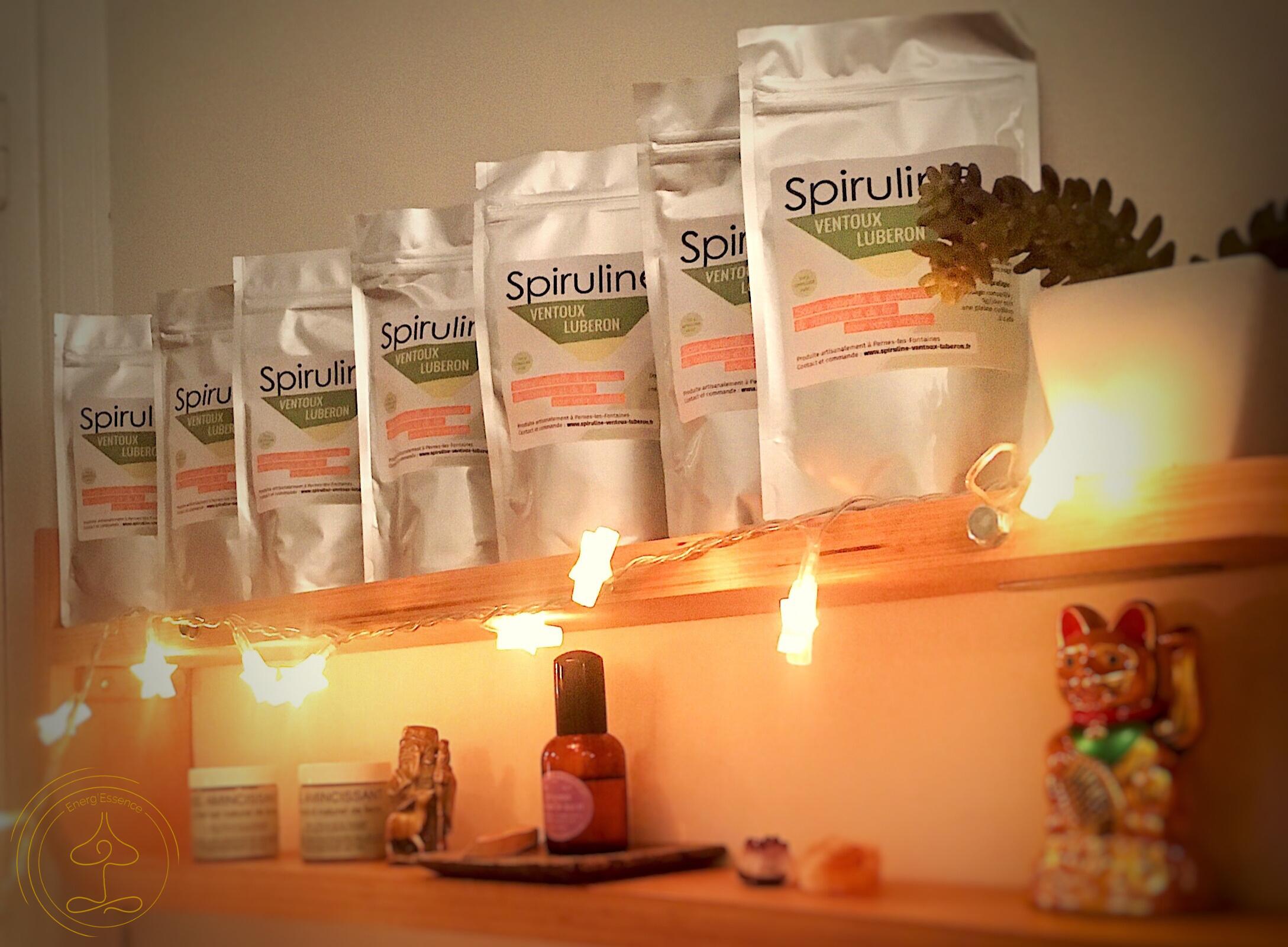 La Spiruline, l'aliment aux vertus miraculeuses !